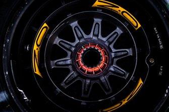 OZ wheel detail