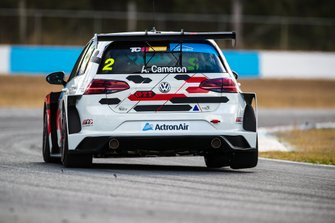 Aaron Cameron, Melbourne Perfomance Centre Volkswagen Golf GTI TCR