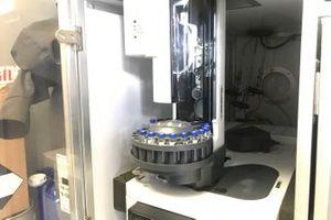 ExxonMobil mobile laboratory
