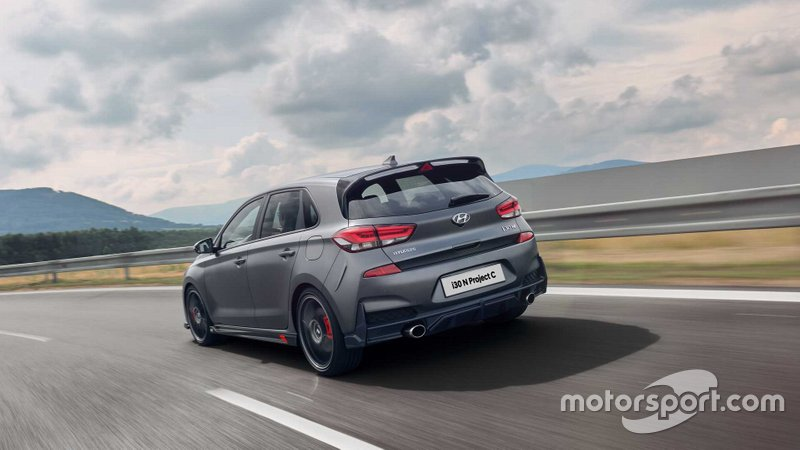 Hyundai i30 N Project C 2020