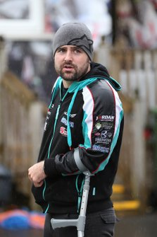 Michael Dunlop injured