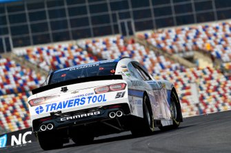 Jeremy Clements, Jeremy Clements Racing, Chevrolet Camaro Travers Tool