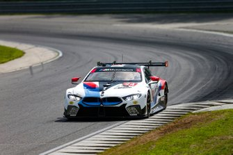 #24 BMW Team RLL BMW M8 GTE, GTLM: Jesse Krohn, John Edwards