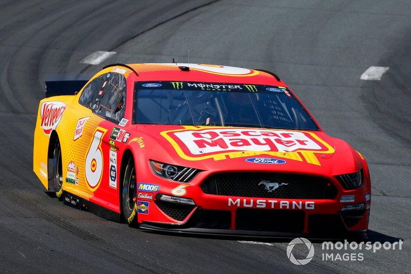 7. Ryan Newman, Roush Fenway Racing, Ford Mustang