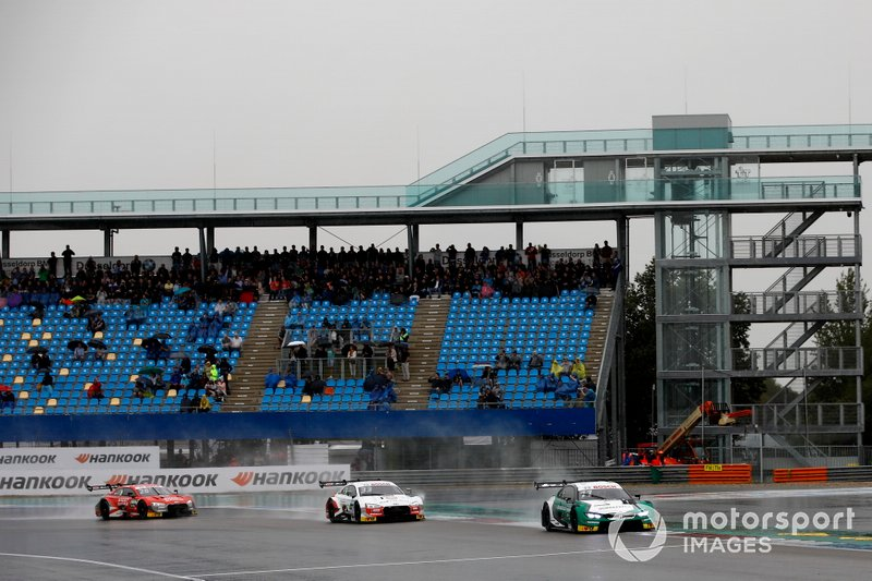 Marco Wittmann, BMW Team RMG, BMW M4 DTM leads
