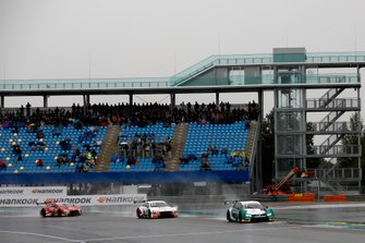 Marco Wittmann, BMW Team RMG, BMW M4 DTM leads