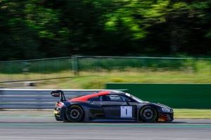 #1 Audi Sport Team WRT Audi R8 LMS GT3 2019: Robin Frijns, Nico Müller, René Rast