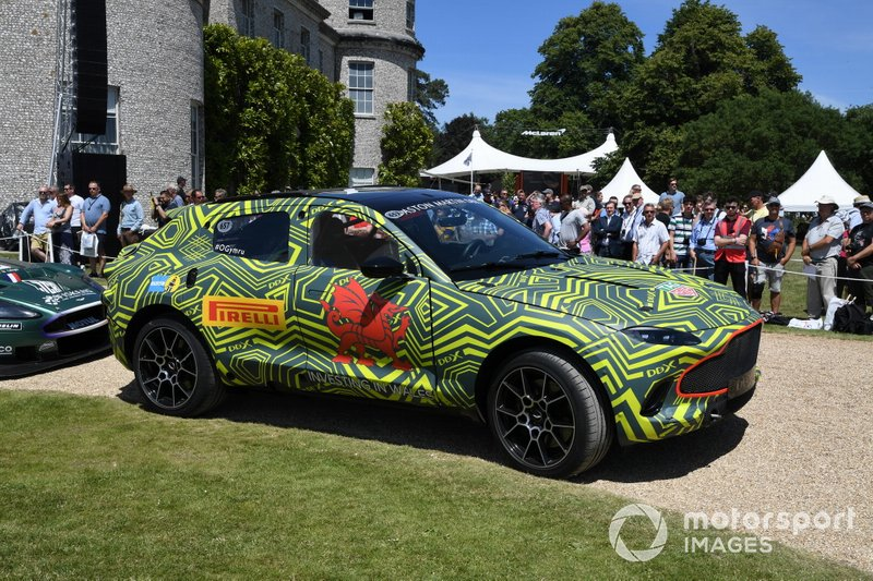 Aston Martin Celebration DBX prototype