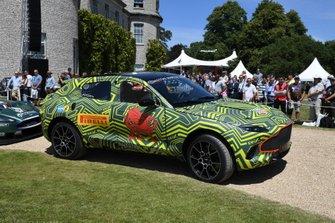 Aston Martin Celebration DBX prototype