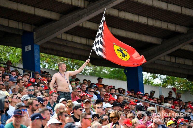 Fan Ferrari