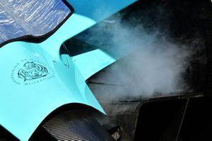 Rear NIO Sport 004 bodywork