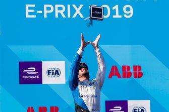 Podio: tercer lugar Antonio Felix da Costa, BMW I Andretti Motorsports