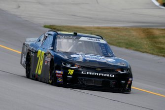 Vinnie Miller, B.J. McLeod Motorsports, Chevrolet Camaro JW Transport, LLC