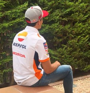 Interview de Marc Marquez, Repsol Honda Team