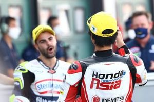 Romano Fenati, Max Racing Team, Ai Ogura, Honda Team Asia