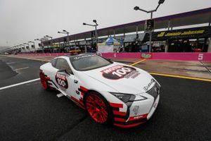 Lexus LC500 pace car