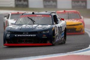 Ryan Sieg, RSS Racing, Chevrolet Camaro CMRRoofing.com, Michael Annett, JR Motorsports, Chevrolet Camaro Pilot Flying J