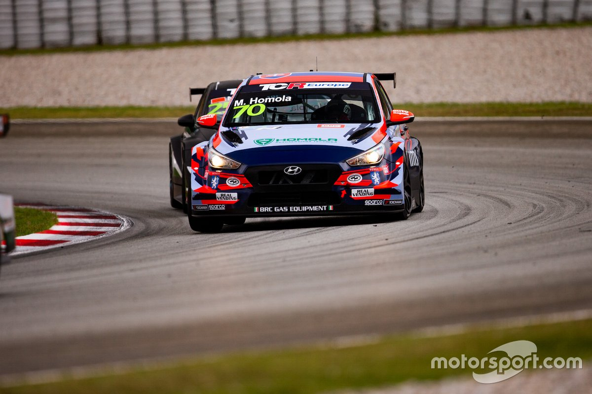 Mato Homola, BRC Racing Team, Hyundai i30 N TCR