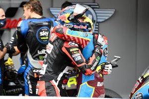 Fabio Di Giannantonio, Speed Up Racing, Sam Lowes, Marc VDS Racing