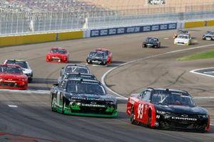 Myatt Snider, RSS Racing, Chevrolet Camaro Superior Essex, Jeffrey Earnhardt, JD Motorsports, Chevrolet Camaro Forever Lawn