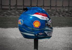 Helmdesign von Scott McLaughlin, DJR Team Penske Ford, für das Bathurst 1000 der Supercars-Saison 2020