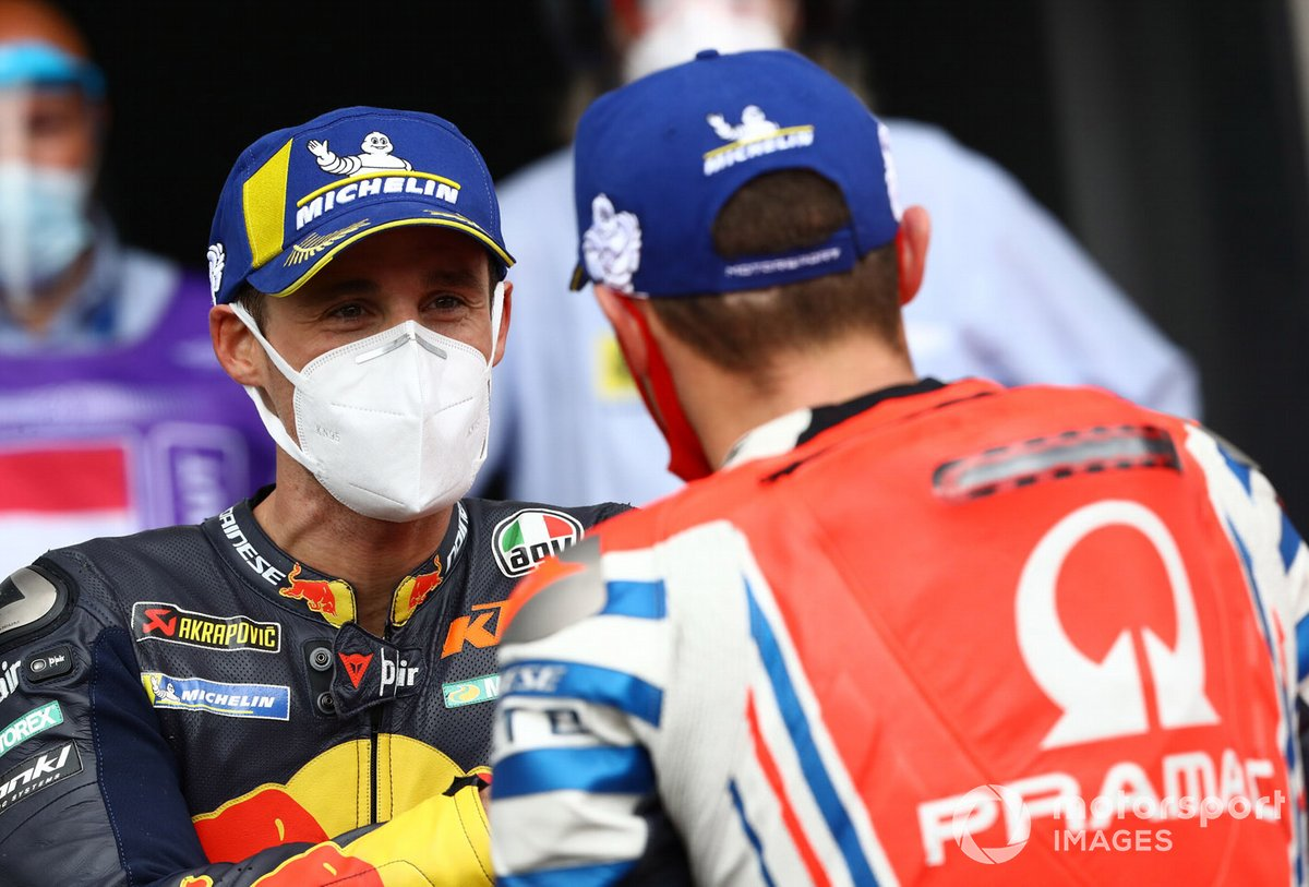 Pol Espargaró, Red Bull KTM Factory Racing, Jack Miller, Pramac Racing