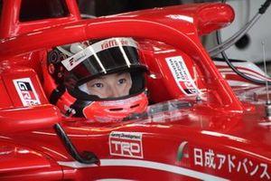 山下健太 Kenta Yamashita(KONDO RACING)