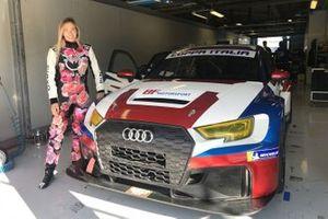 Francesca Linossi, BF Motorsport, Audi RS 3 LMS TCR