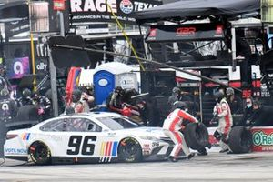 Daniel Suarez, Gaunt Brothers Racing, Toyota Camry The NASCAR Foundation