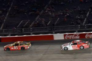 Joey Gase, Petty Ware Racing, Ford Mustang, Brennan Poole, Premium Motorsports, Chevrolet Camaro