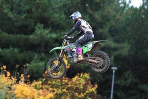 Roan van de Moosdijk, F&H Kawasaki MX2 Racing Team