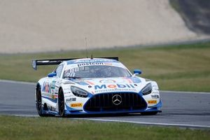 #20 Team Zakspeed BKK Mobil Oil Racing Mercedes-AMG GT3 Evo: Dorian Boccolacci, Mick Wishofer
