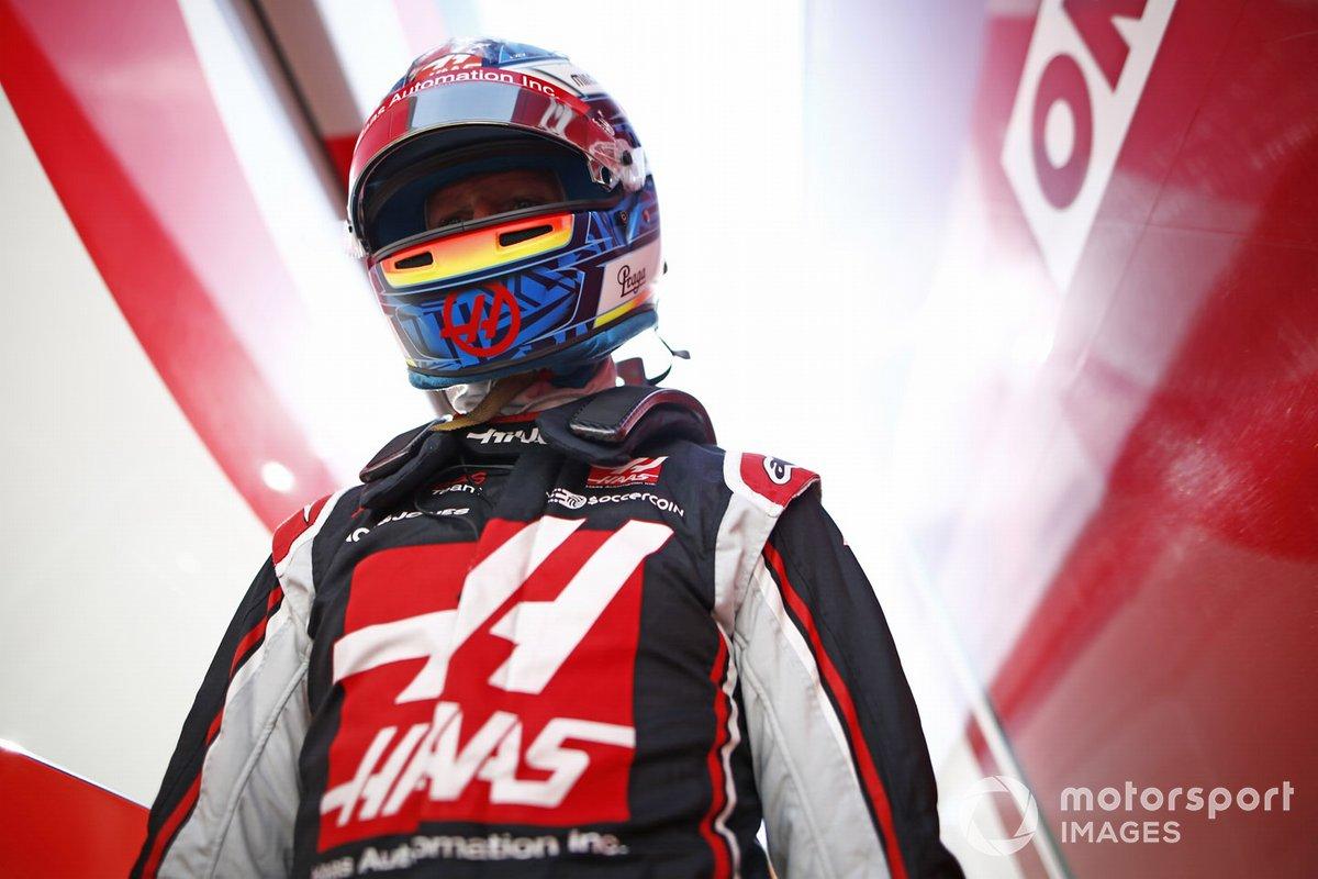 Romain Grosjean: 5 oy