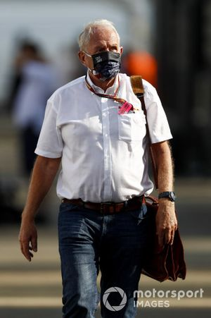 Helmut Marko, consultor de Red Bull Racing