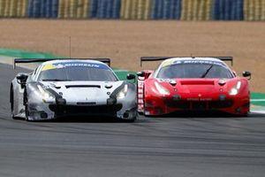 #8 Ferrari 488 GT3, IRON LYNX, Giacomo Piccini, Rino Mastronardi