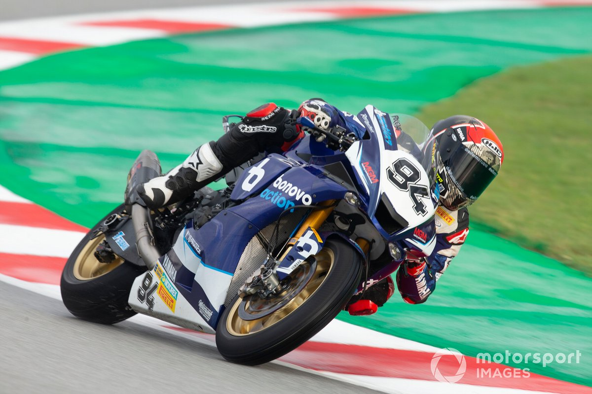 Jonas Folger, Bonovo Action by MGM Racing
