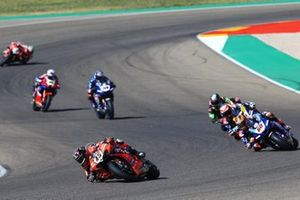 Scott Redding, Aruba.it Racing Ducati, Michael van Der Mark, Pata Yamaha