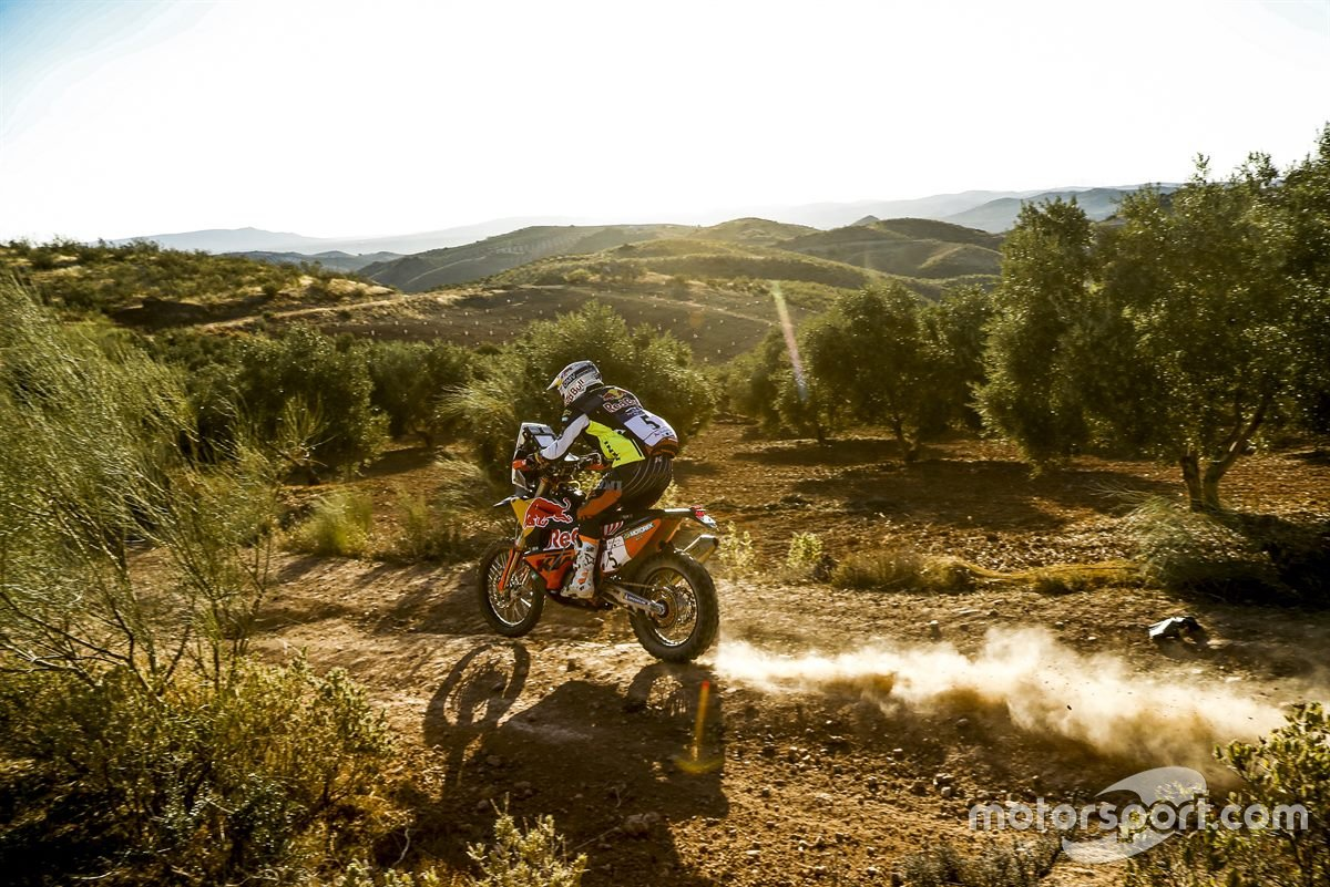 Matthias Walkner, KTM Factory Racing