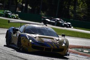 #66 JMW Motorsport Ferrari F488 GTE EVO: Jody Fannin, Finlay Hutchison, Hunter Abbott