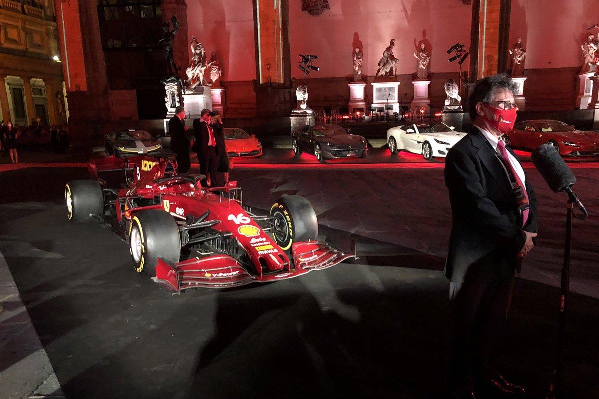 Louis Camilleri, CEO de Ferrari