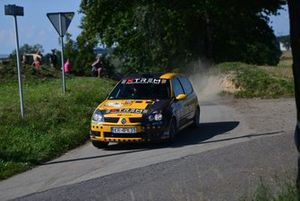 Michał Rokita, Patryk Kielar, Renault Clio RS