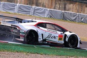 #88 JLOC Lamborghini Huracan GT3: Takashi Kogure, Yuya Motojima