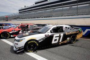 Stephen Leicht, Hattori Racing Enterprises, Toyota Camry