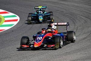 Lirim Zendeli, Trident and Jake Hughes, HWA Racelab