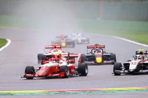 Arthur Leclerc, Prema Racing, Roman Stanek, Hitech Grand Prix, Jak Crawford, Hitech Grand Prix