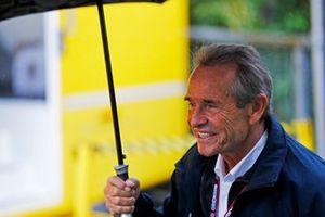 Belgian racing legend Jacky Ickx