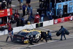 Josh Bilicki, Rick Ware Racing, Ford Mustang Zeigler Auto Group