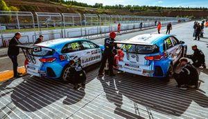Захар Слуцкий, Григорий Бурлуцкий, Hyundai i30 N, Carville Racing