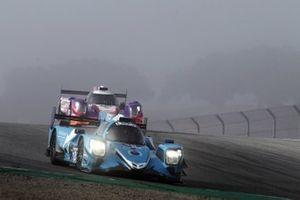 #18: Era Motorsport ORECA LMP2 07, LMP2: Ryan Dalziel, Dwight Merriman