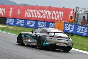 #228 Nova Race, Mercedes-AMG GT4: Fulvio Ferri, Enrico Bettera